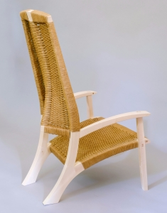 Sam Ring Furniture Leaf Chair