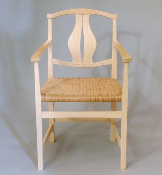 VM chair studio front